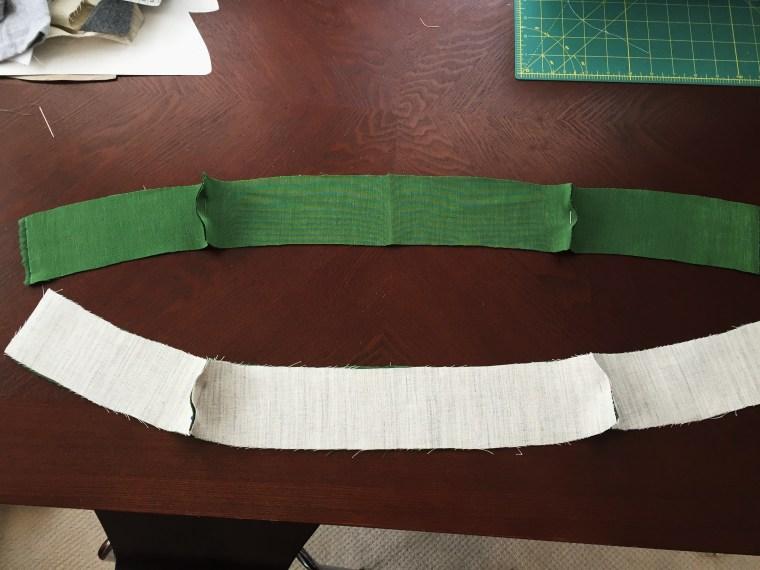 Design Your Own Pleated Skirt Tutorial-- jenniferrobertusdesign