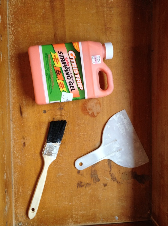 Refinishing an Antique Dresser DIY   Style and the Suburbs