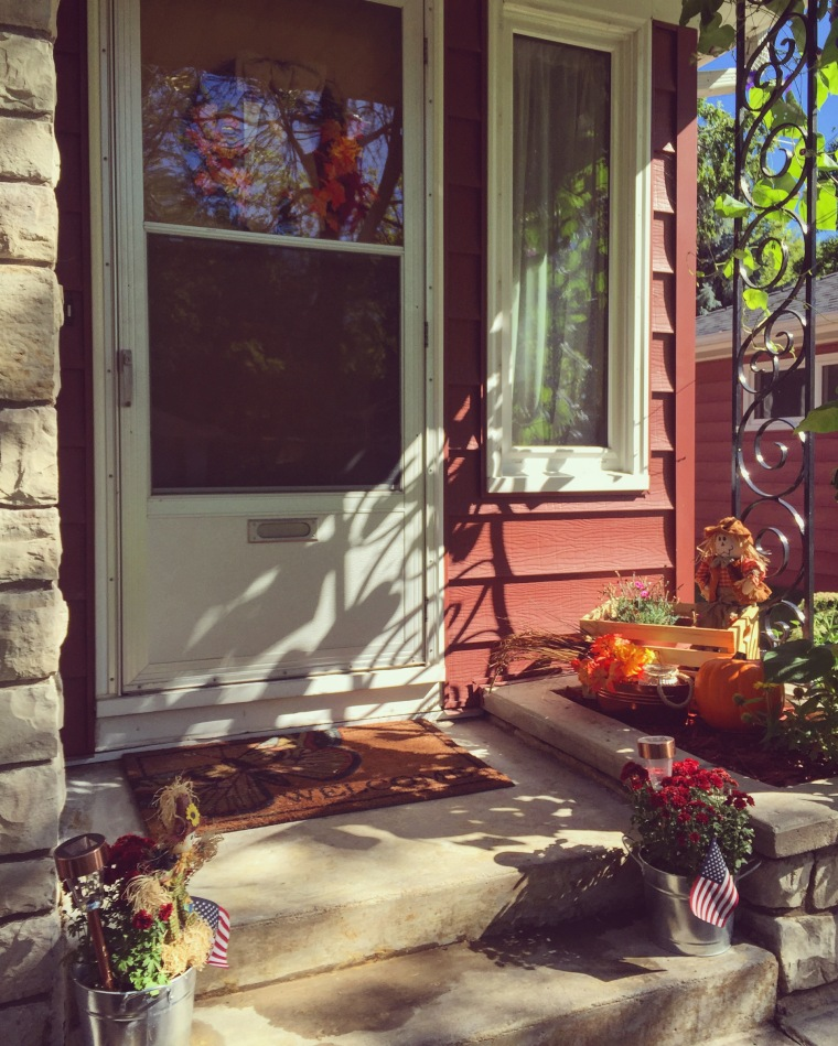 Fall Decor | Style and the Suburbs