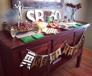 Super Bowl Party Inspiration | Style and the Suburbs