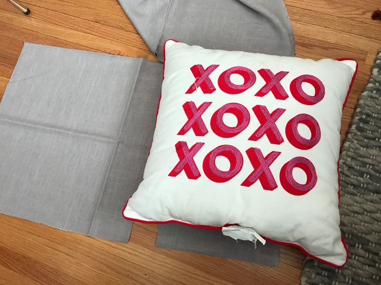 DIY Toss Pillow Covers | Style & the Suburbs