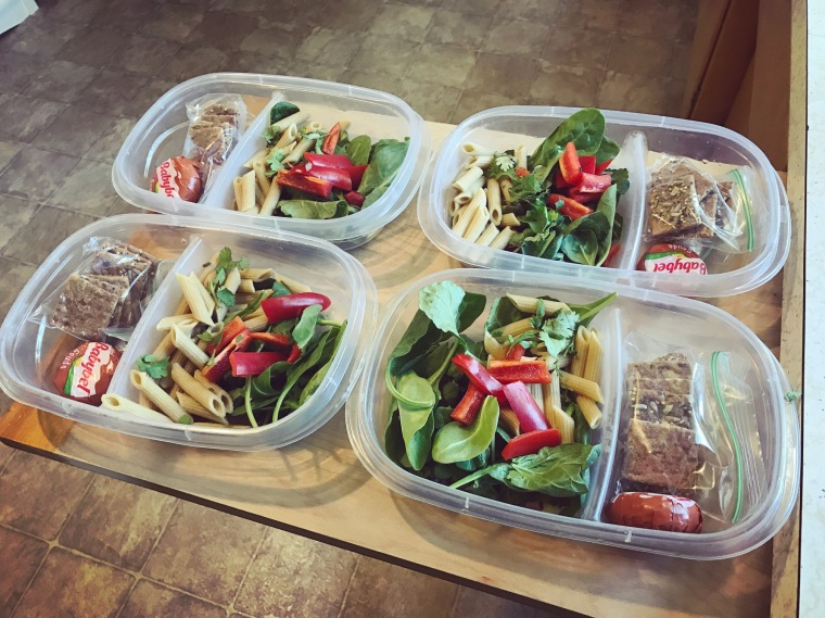 Saving Time and Money with Healthy Meal Prep | Style & the Suburbs