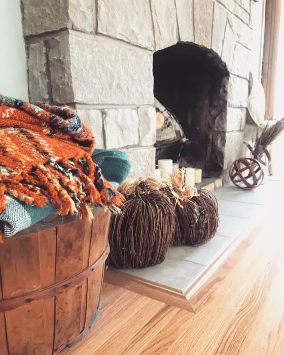 Fall Decorating Ideas | Style & the Suburbs