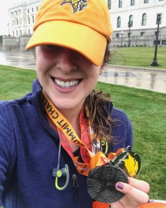 Marathon Finisher | Style & the Suburbs