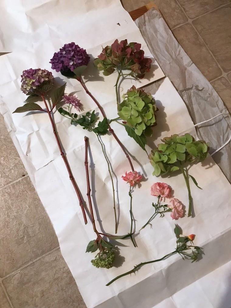 DIY Pressed Flower Art | Style & the Suburbs