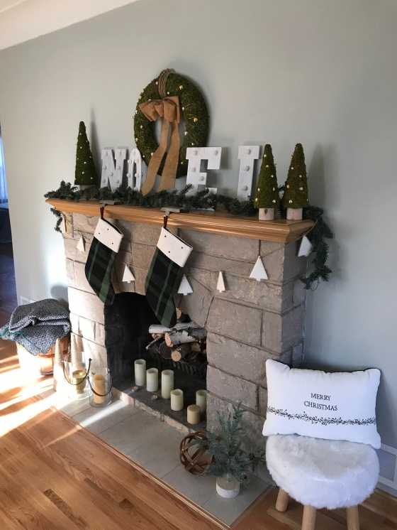 Rustic Christmas Decor | Style & the Suburbs