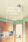 Kitchen Remodel Plan | Style & the Suburbs