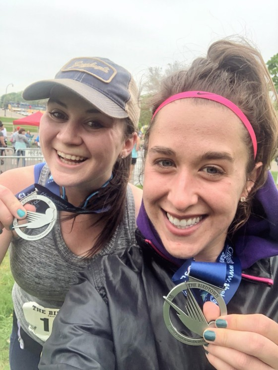 Birdtown Half Marathon Recap | Style & the Suburbs