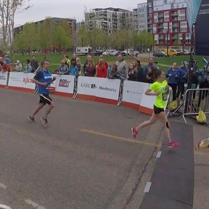Twin Cities One Mile Race Recap   Style & the Suburbs