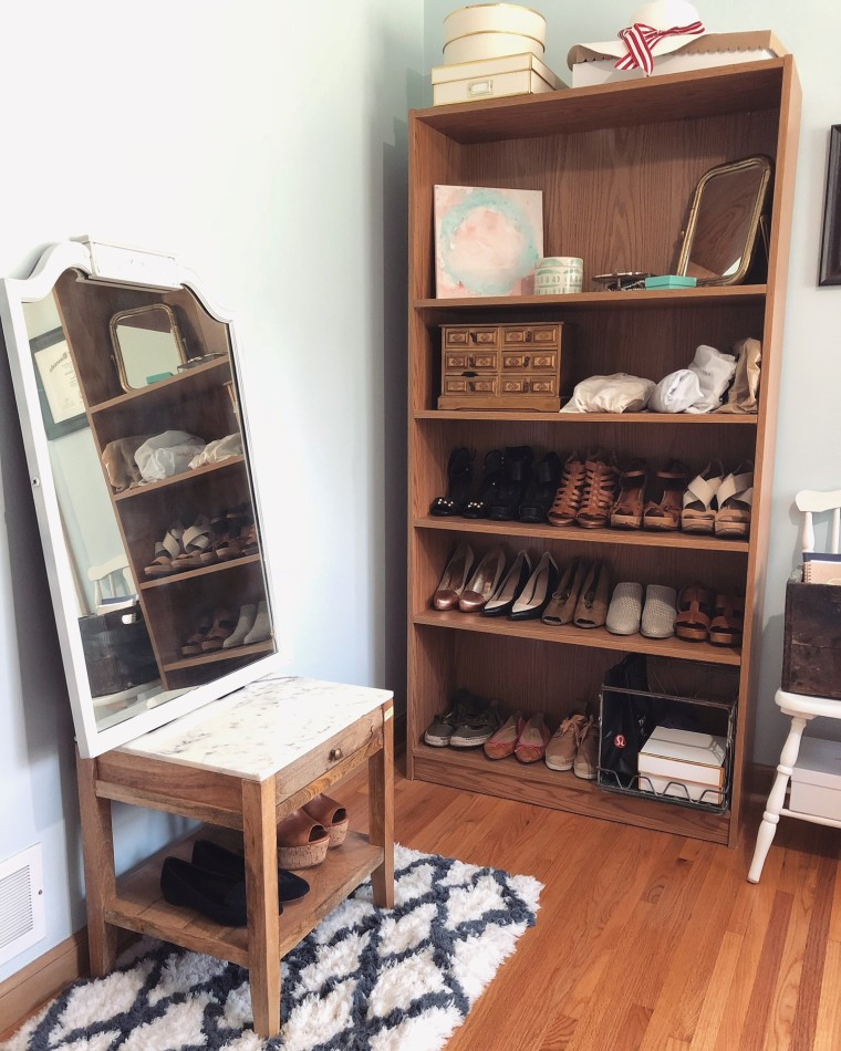 5 Step Closet Organization Refresh | Style & the Suburbs