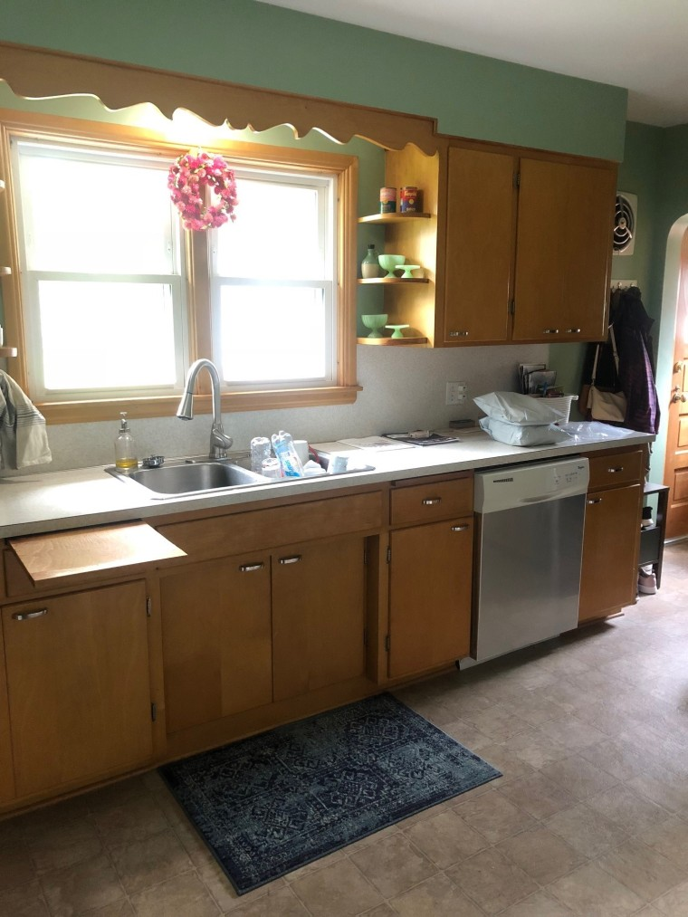 Choosing A Kitchen Paint Color   Style & the Suburbs