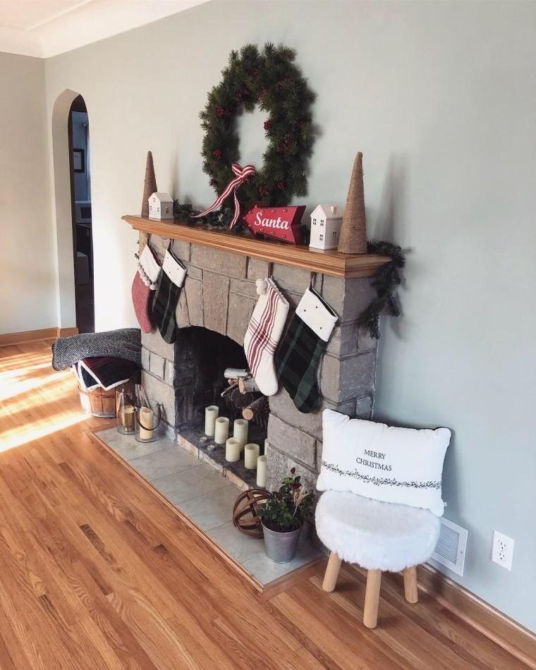 Tour My Christmas Decor | Style & the Suburbs