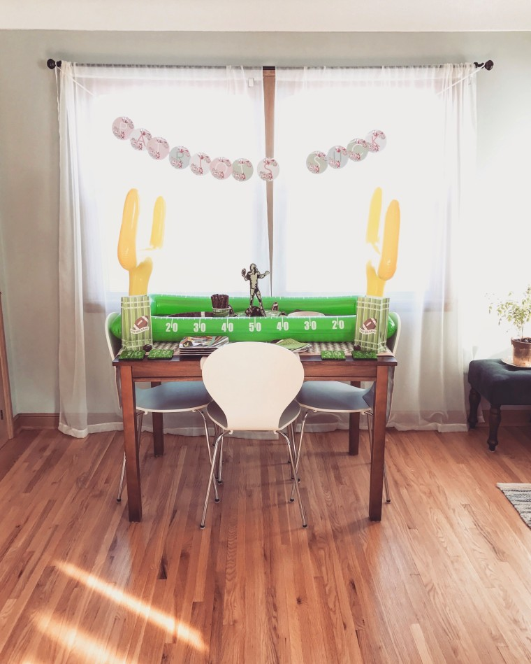 Super Bowl Party Inspo   Style & the Suburbs