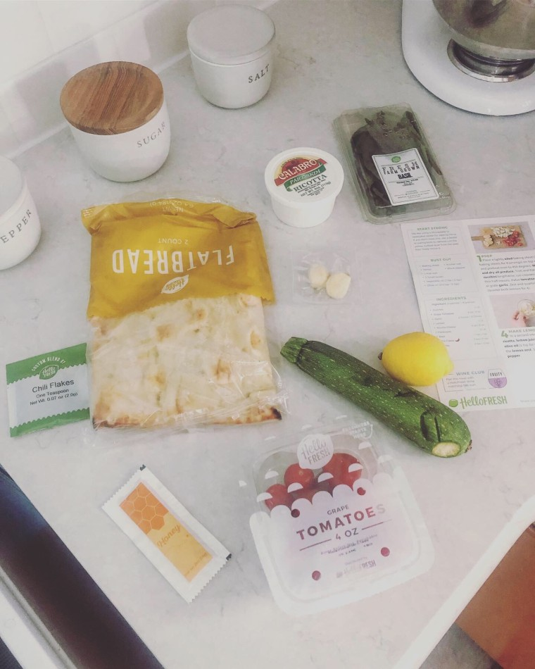 Hello Fresh Meal Service Review   Style & the Suburbs