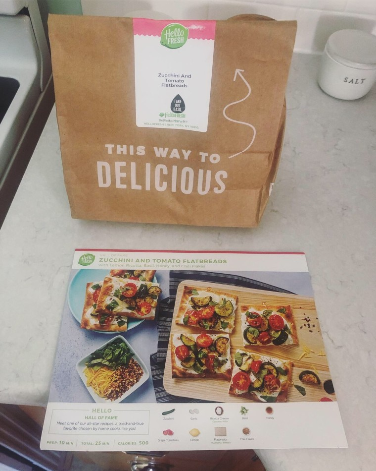 Hello Fresh Meal Service Review | Style & the Suburbs