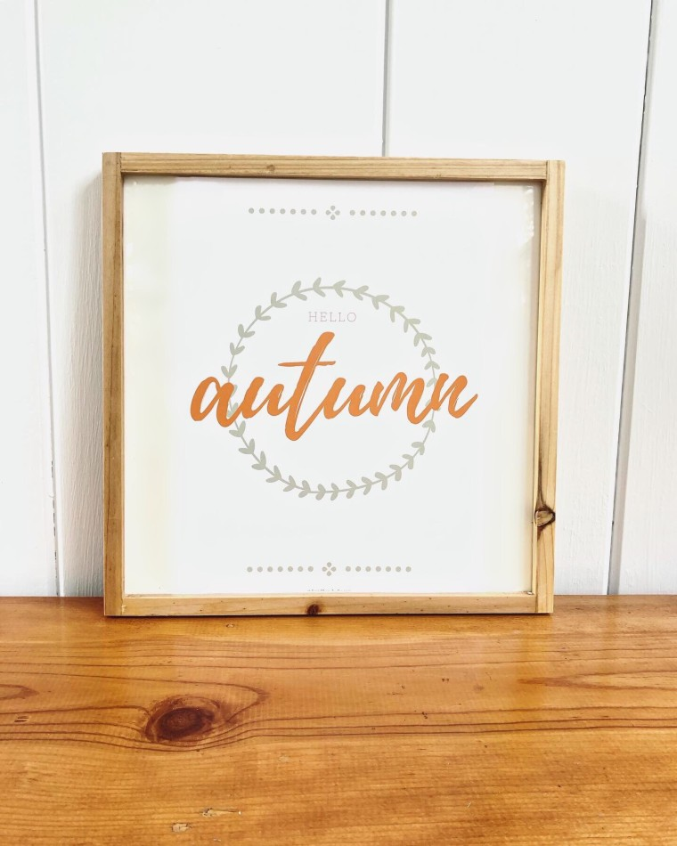 Free Fall Printable Downloads | Style & the Suburbs