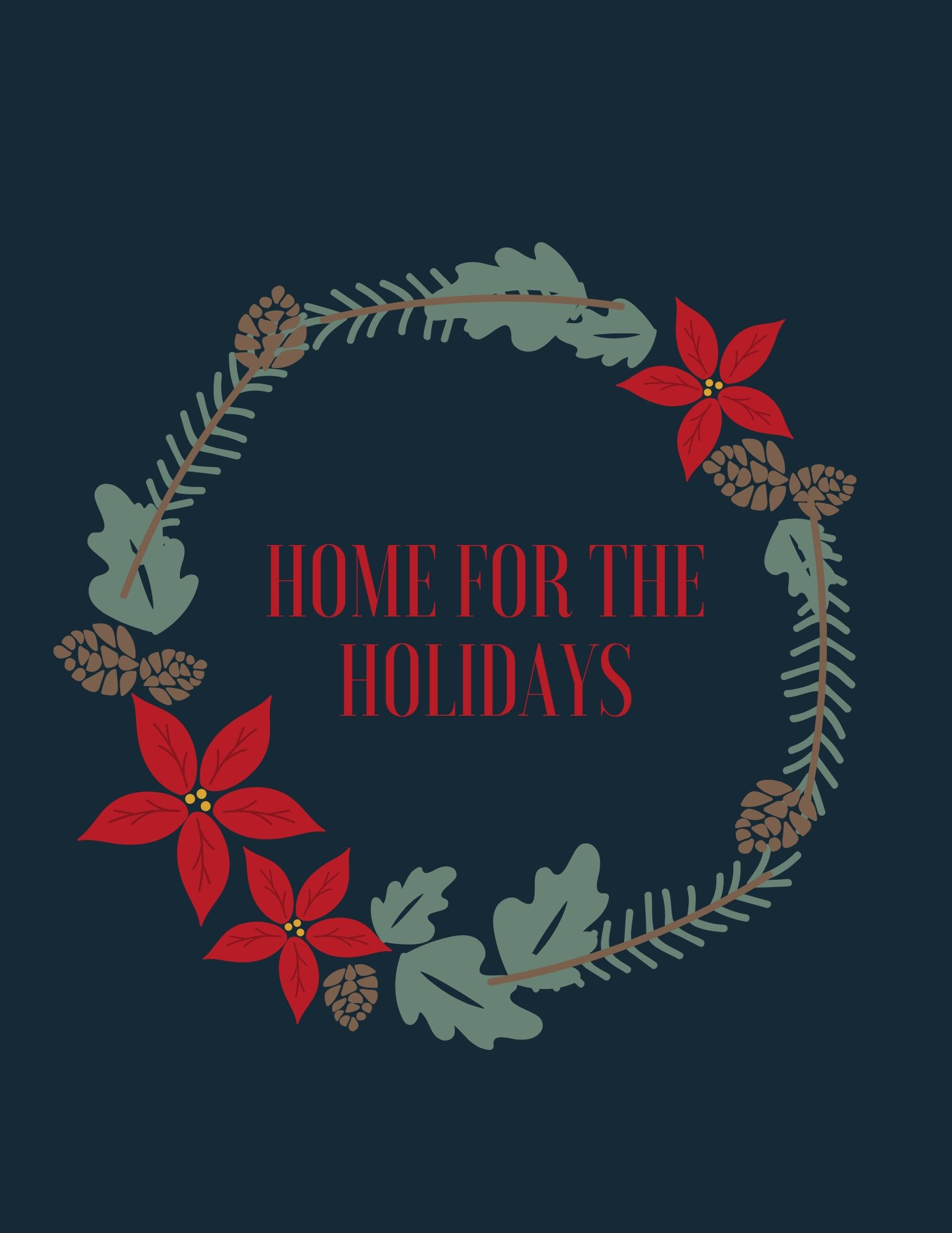 Free Holiday Printables | style & the suburbs