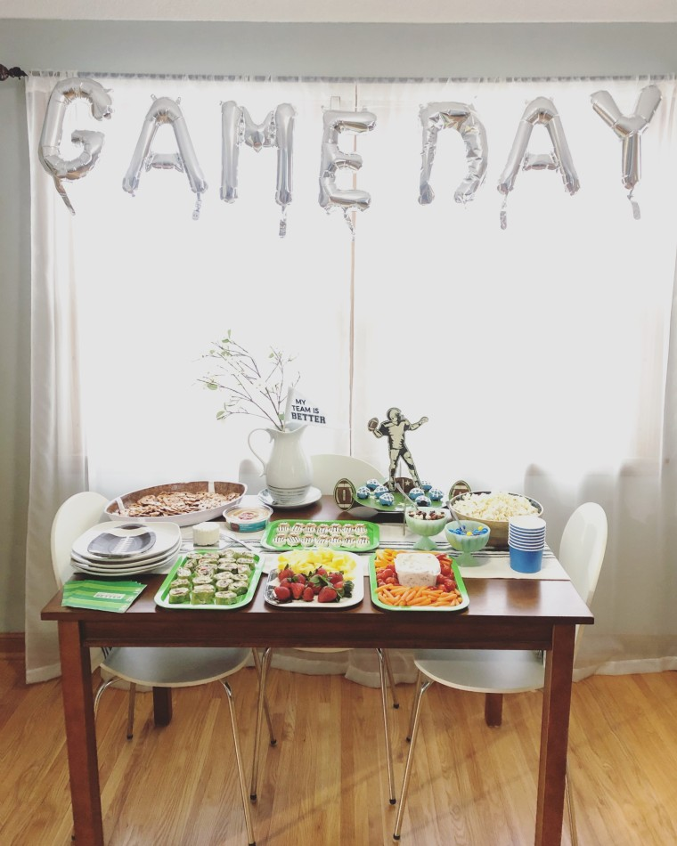 Super Bowl Party Snack Ideas | Style & the Suburbs