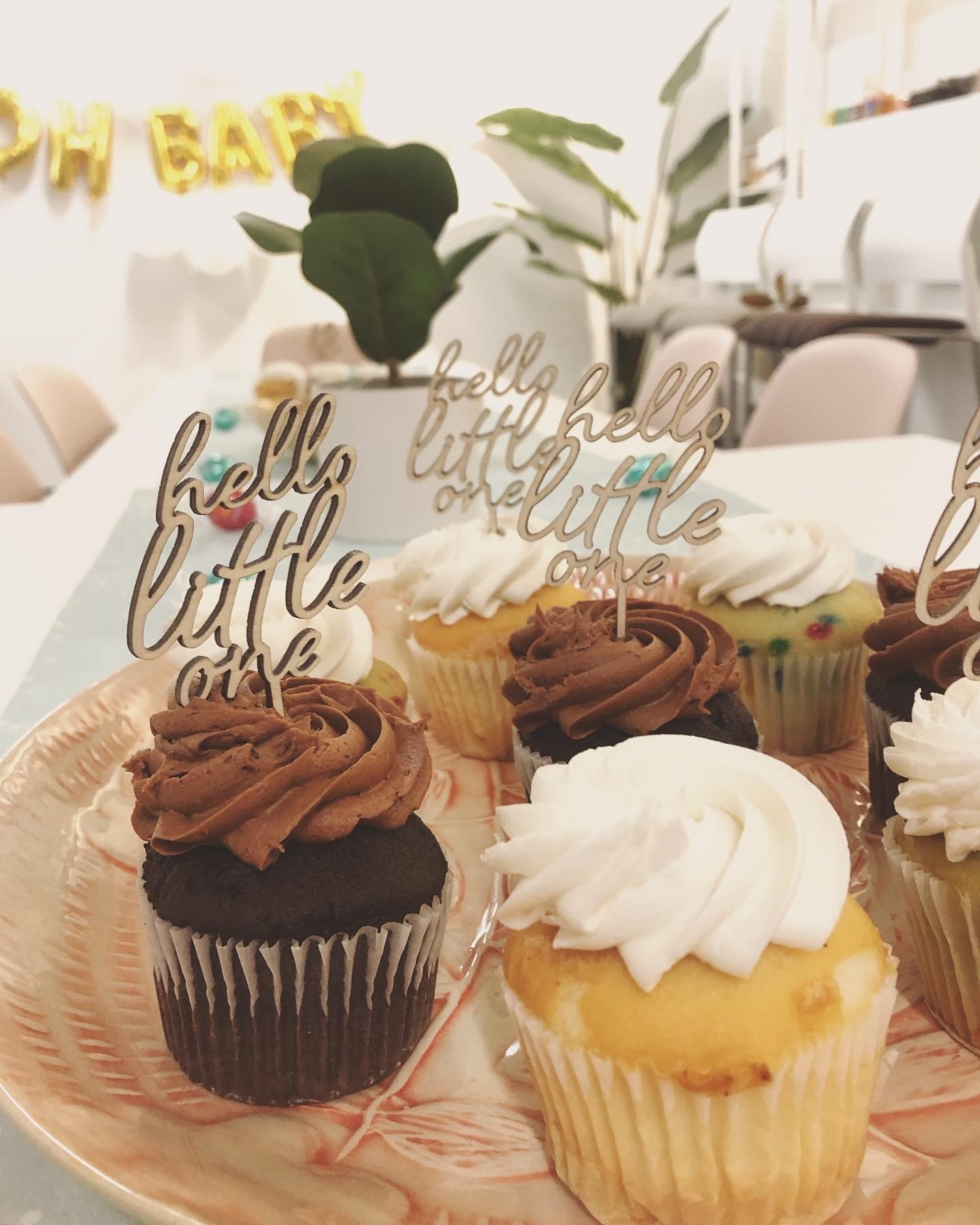 Gender Neutral Baby Shower | Style & the Suburbs