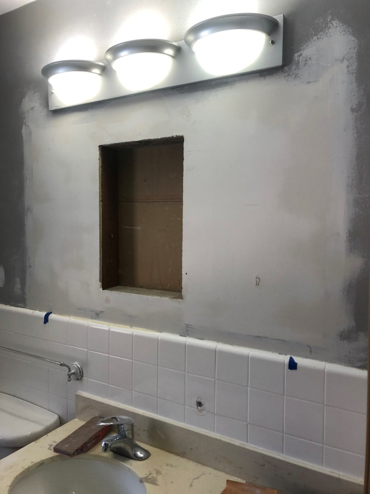 Bathroom Remodel: The Demo Begins