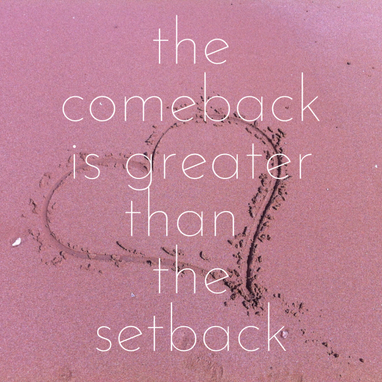 How to Get Over a Setback | Style & the Suburbs