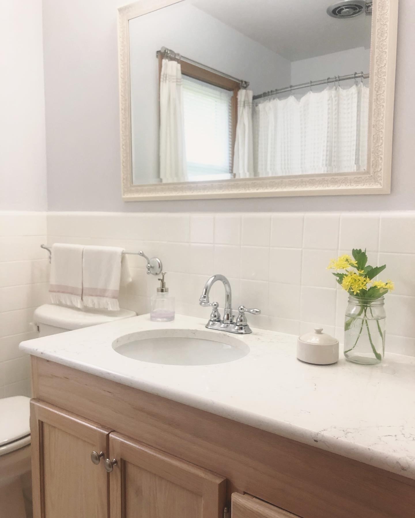 Pretty Bathroom Storage Ideas | Style & the Suburbs