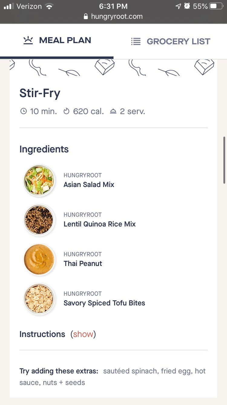 Hungry Root Meal Service Review | Style & the Suburbs