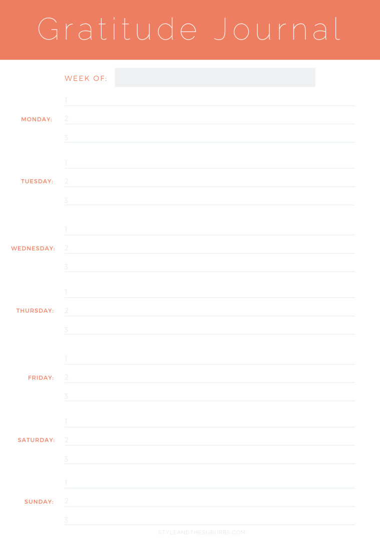 Pale Pink Personal Writing Prompt Worksheet